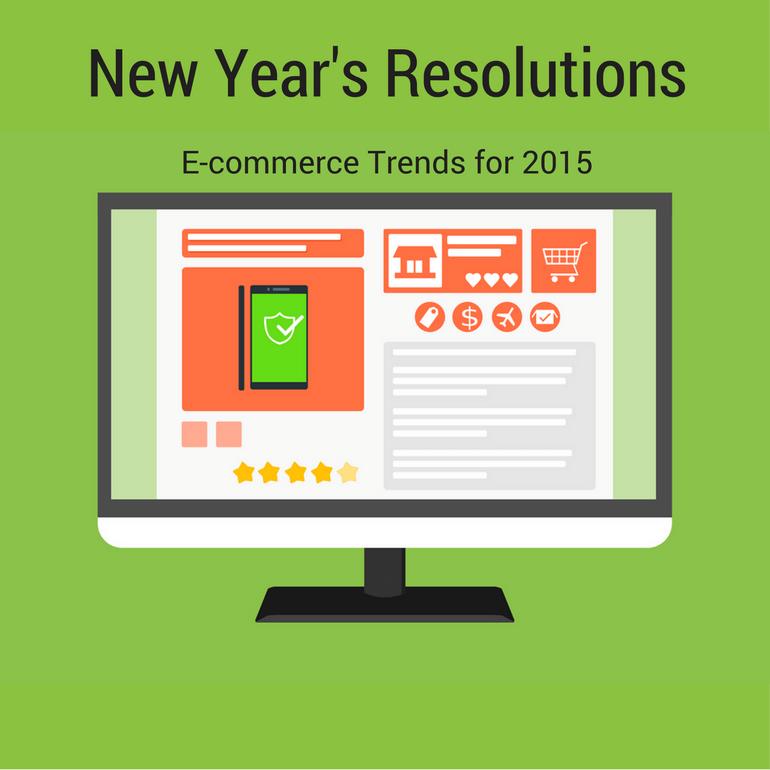 E-commerce Trends for 2015