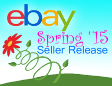 eBay Spring Seller Update 2015