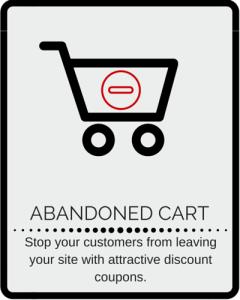 Abandoned cart
