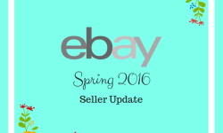 eBay 2016 Spring Seller Update: The glory & story of eBay is fading