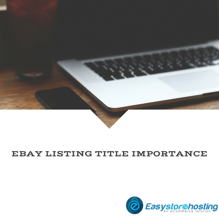 How to advertise in your eBay listing titles?
