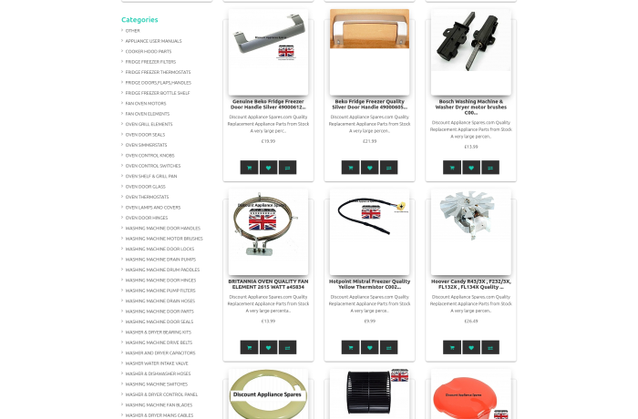 discountappliancespares