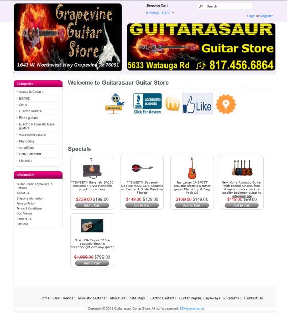 guitarasaur