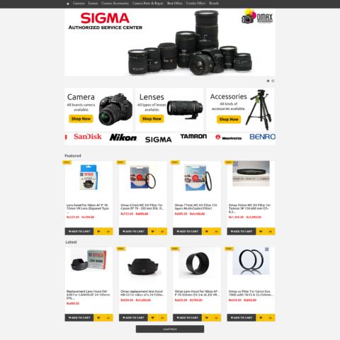 Omax Camera Care
