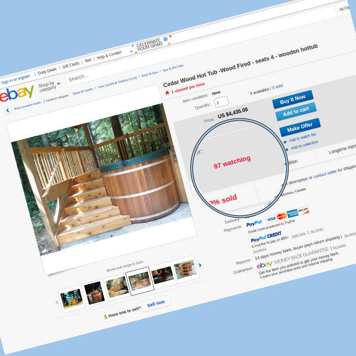 How to get more traffic to your eBay listing?