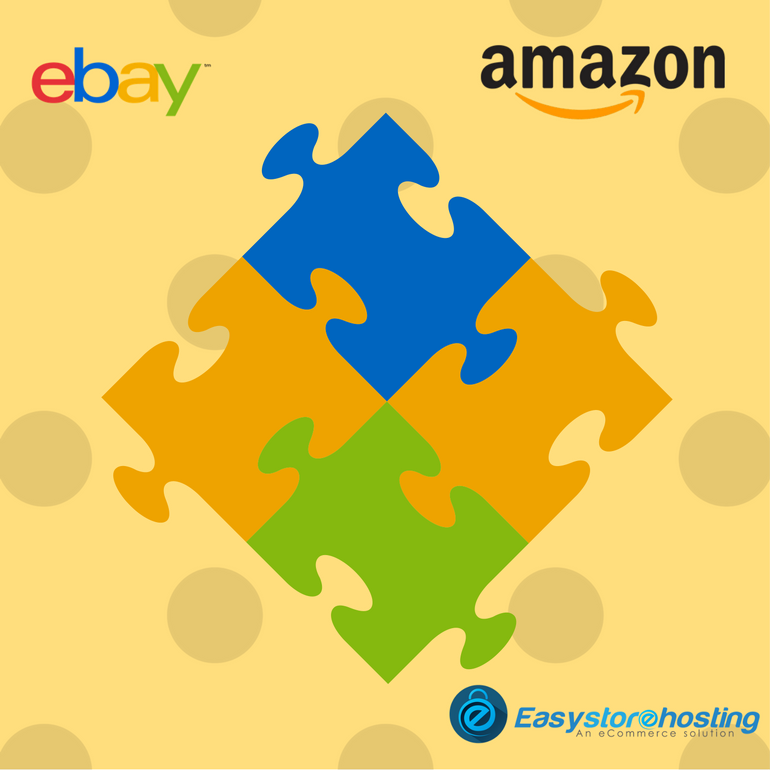 How does eBay and Amazon handle conflict resolution