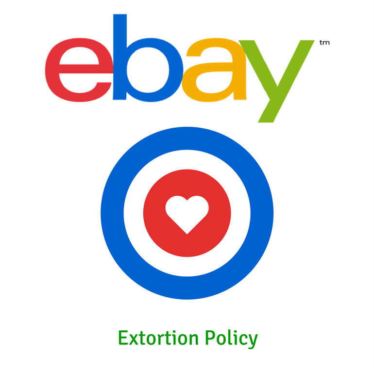 eBay's extortion policy, how it works?